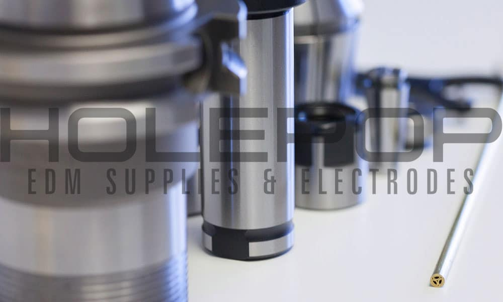 Holepop EDM Supplies, Electrodes, and Consumables - EDM Supplies for